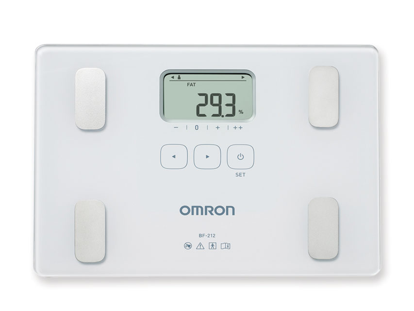 Body composition monitor Omron BF212