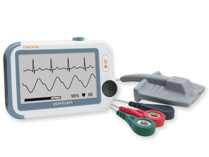 Monitor multiparametrico CheckMe Pro Vital Signs con Bluetooth